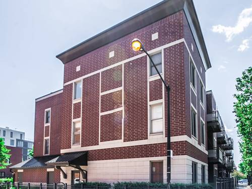 757 W Liberty Unit 308, Chicago, IL 60607 University Village / Little Italy
