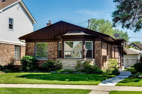 7227 W Greenleaf, Chicago, IL 60631 Edison Park