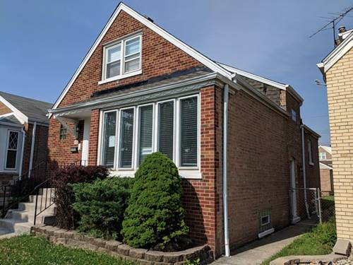 6606 S Kenneth, Chicago, IL 60629 West Lawn