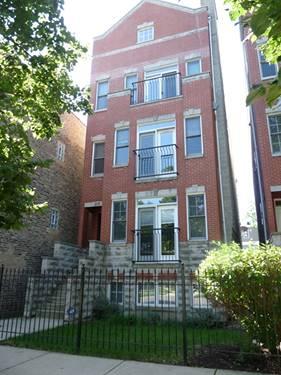 2137 W Addison Unit 2, Chicago, IL 60618 Roscoe Village