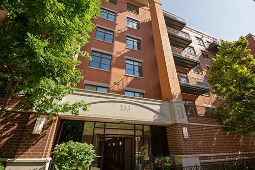 333 N Jefferson Unit 507, Chicago, IL 60661 Fulton River District