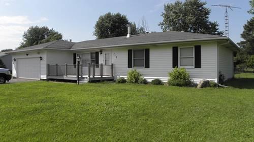 712 W Eureka, Braidwood, IL 60408