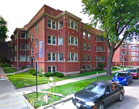 1700 W Greenleaf Unit GARDEN, Chicago, IL 60626 Rogers Park