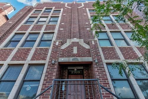 3709 N Ashland Unit 1S, Chicago, IL 60613 Lakeview