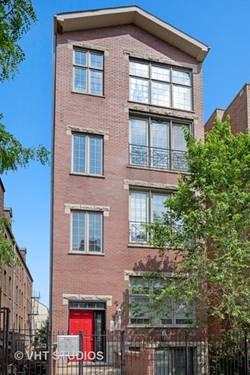 1227 N Greenview Unit 3, Chicago, IL 60642 Noble Square
