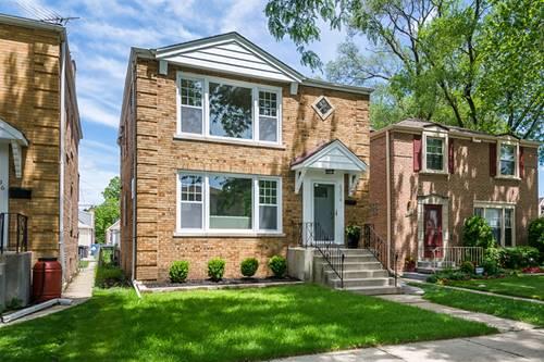 6304 W Highland, Chicago, IL 60646 Norwood Park