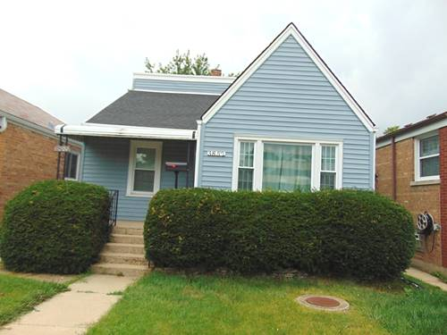 3852 N Plainfield, Chicago, IL 60634 Irving Woods