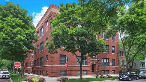 1318 W Bryn Mawr Unit 3, Chicago, IL 60660 Edgewater