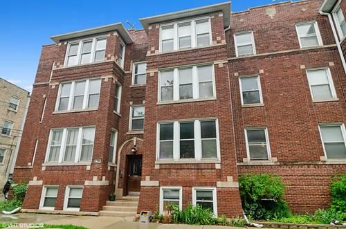 2942 W Belle Plaine Unit 2E, Chicago, IL 60618 Irving Park