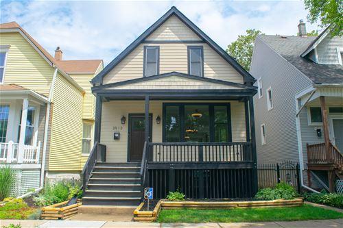 3913 N Richmond, Chicago, IL 60618 Irving Park