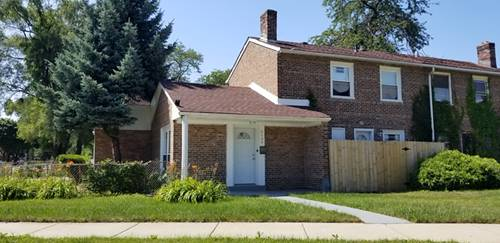 9150 S Burnside, Chicago, IL 60619 West Chesterfield