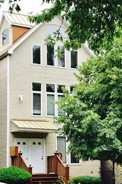 2157 W Addison Unit 2, Chicago, IL 60618 Roscoe Village