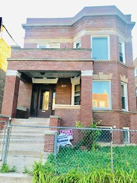 7836 S Morgan, Chicago, IL 60620 Gresham