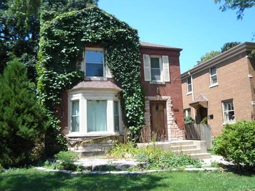 5810 N Kirby, Chicago, IL 60646 Sauganash