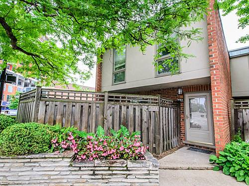2151 N Larrabee, Chicago, IL 60614 Lincoln Park