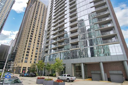 450 E Waterside Unit 2501, Chicago, IL 60601 New Eastside