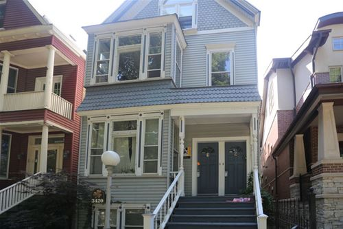 3420 N Greenview, Chicago, IL 60657 West Lakeview