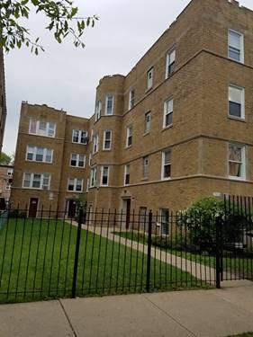 7518 N Damen, Chicago, IL 60645 Rogers Park