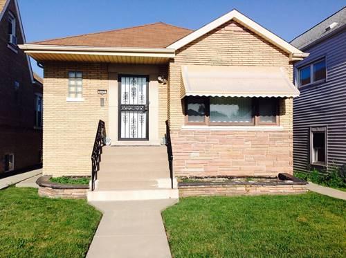 6525 S Kedvale, Chicago, IL 60629 West Lawn