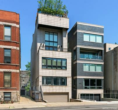 1823 N Halsted Unit PH, Chicago, IL 60614 Lincoln Park
