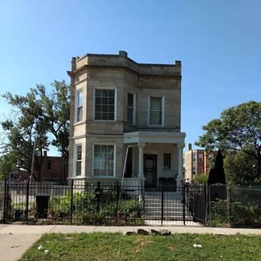 4005 W Monroe, Chicago, IL 60624 West Garfield Park