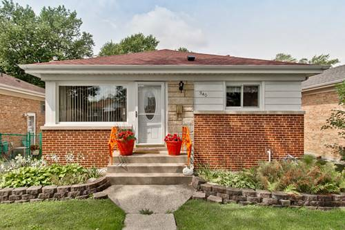 340 46th, Bellwood, IL 60104