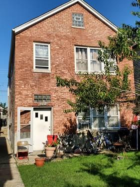 3654 S Paulina, Chicago, IL 60609