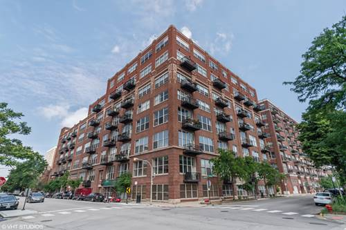 1500 W Monroe Unit 626, Chicago, IL 60607 West Loop