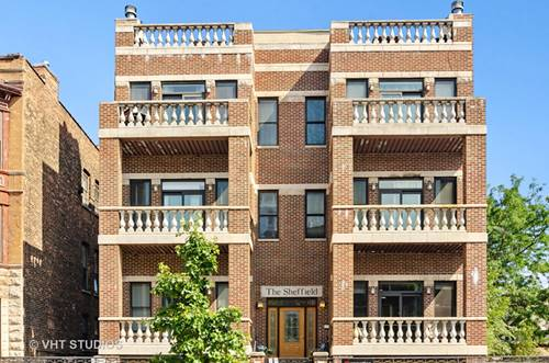 3501 N Sheffield Unit 1S, Chicago, IL 60657 Lakeview