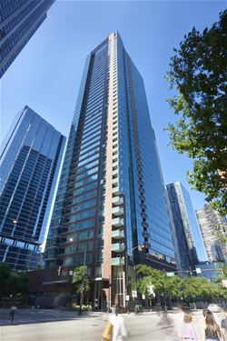 505 N Mcclurg Unit 3403, Chicago, IL 60611 Streeterville