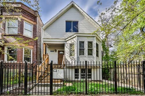 3516 W Belden Unit 1, Chicago, IL 60647 Logan Square