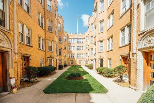 4334 N Hermitage Unit W2, Chicago, IL 60640 South East Ravenswood