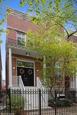 1523 W Altgeld, Chicago, IL 60614 Lincoln Park