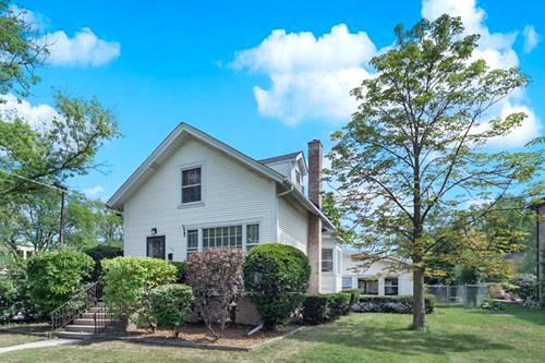 129 N Prospect, Park Ridge, IL 60068