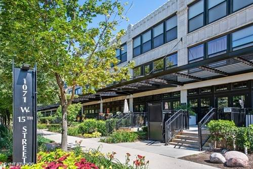 1071 W 15th Unit 405, Chicago, IL 60608 University Village / Little Italy