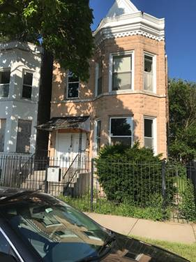 6515 S May, Chicago, IL 60621 Englewood