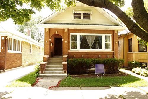 5457 W Hutchinson, Chicago, IL 60641 Portage Park