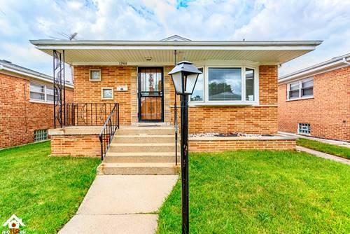 12908 S Carpenter, Calumet Park, IL 60827