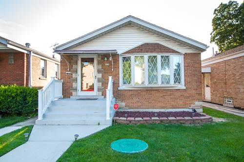 5134 S Merrimac, Chicago, IL 60638 Garfield Ridge