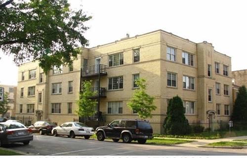 2821 W Rosemont Unit G, Chicago, IL 60659 West Ridge