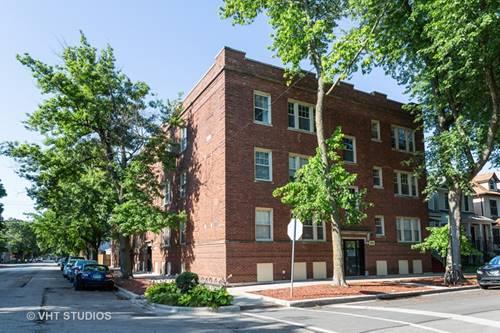 1903 W Newport Unit 3, Chicago, IL 60657 Roscoe Village