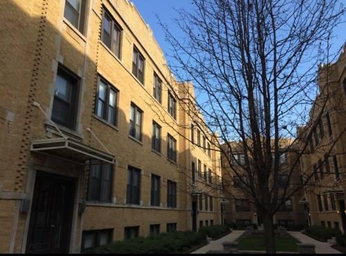 1360 W Estes Unit 3S, Chicago, IL 60626 Rogers Park