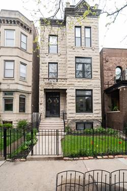 850 W Oakdale Unit 1, Chicago, IL 60657 Lakeview