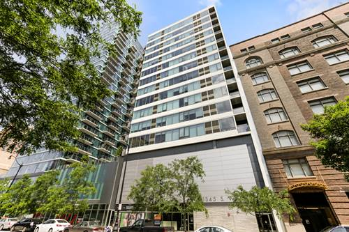 1345 S Wabash Unit 507, Chicago, IL 60605 South Loop