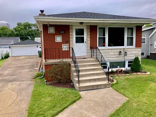 6844 W 96th, Oak Lawn, IL 60453