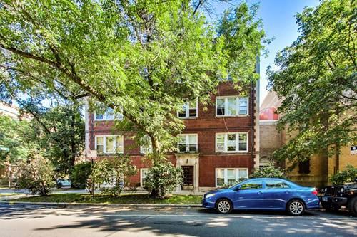 1437 W Pratt Unit 3, Chicago, IL 60626 Rogers Park