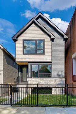 1923 N Whipple, Chicago, IL 60647 Logan Square