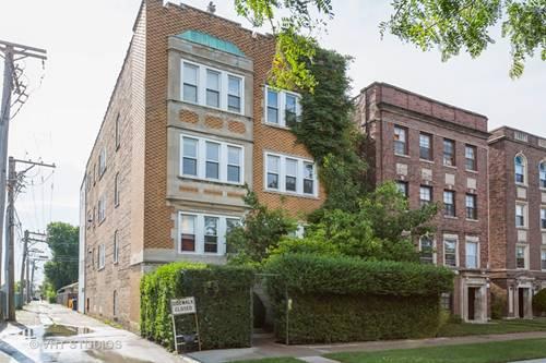6014 N Francisco Unit 3, Chicago, IL 60659 West Ridge