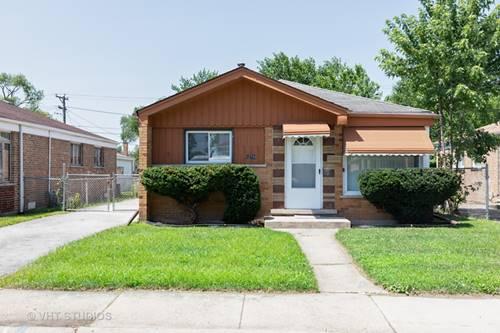 12760 S Racine, Calumet Park, IL 60827