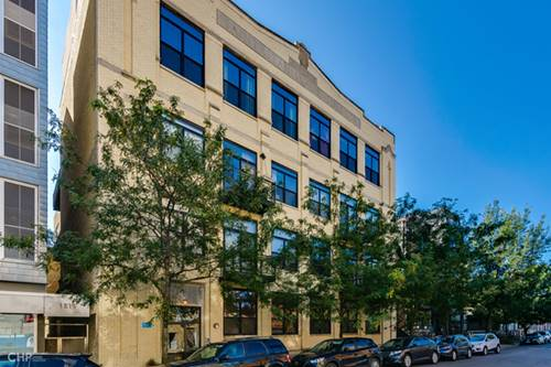1521 W Haddon Unit 2F, Chicago, IL 60642 Noble Square